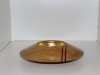 Teak / Beech gold leaf inlay bowl_J_Clark
