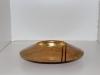 Teak / Beech gold leaf inlay bowl_J_Clark