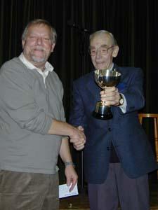 Winner - Paul Hudson