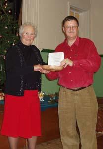 3rd Prize - Malcolm Hewett