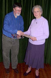 Malcolm Hewitt - 3rd prize