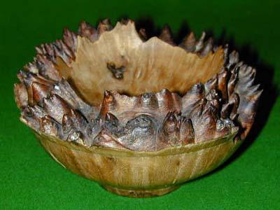 Burr Dish