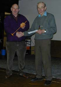 3rd Place - Gerry Marlow