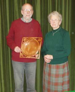 Trevor Lewis - 3rd prize