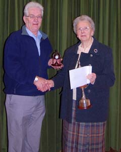 Rowland Seymour - Winner
