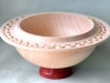 Rowland Seymour_pierced edged bowl
