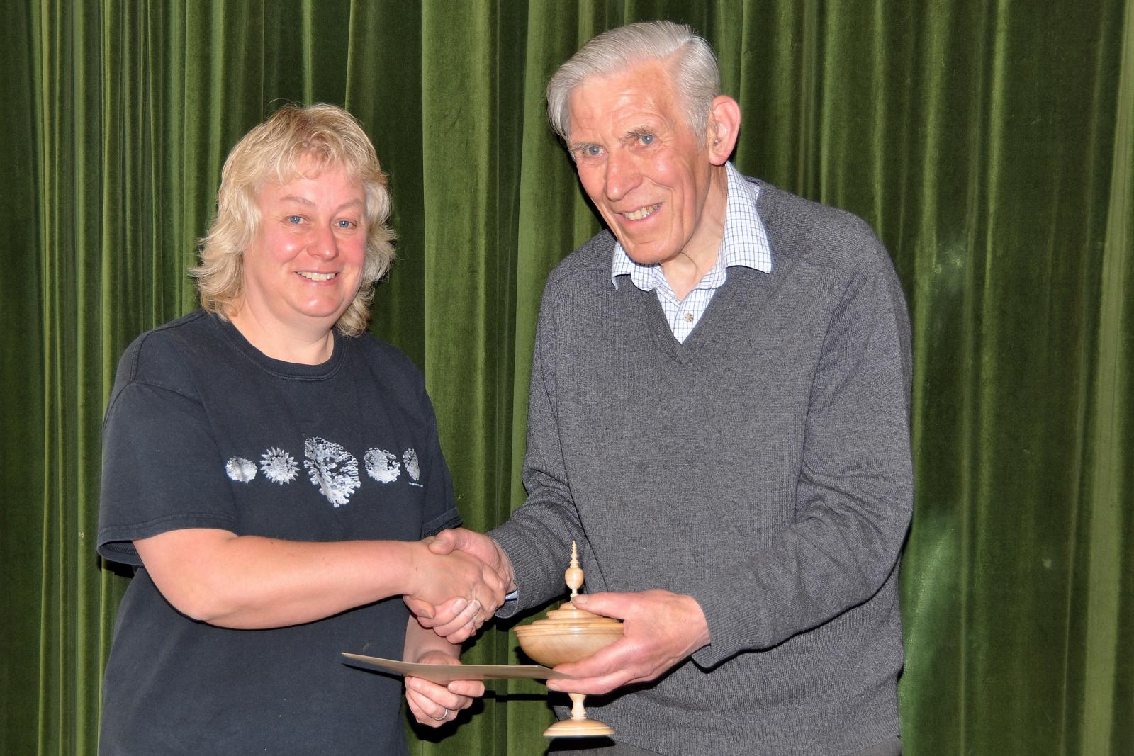 2nd Prize - Brian Thornton