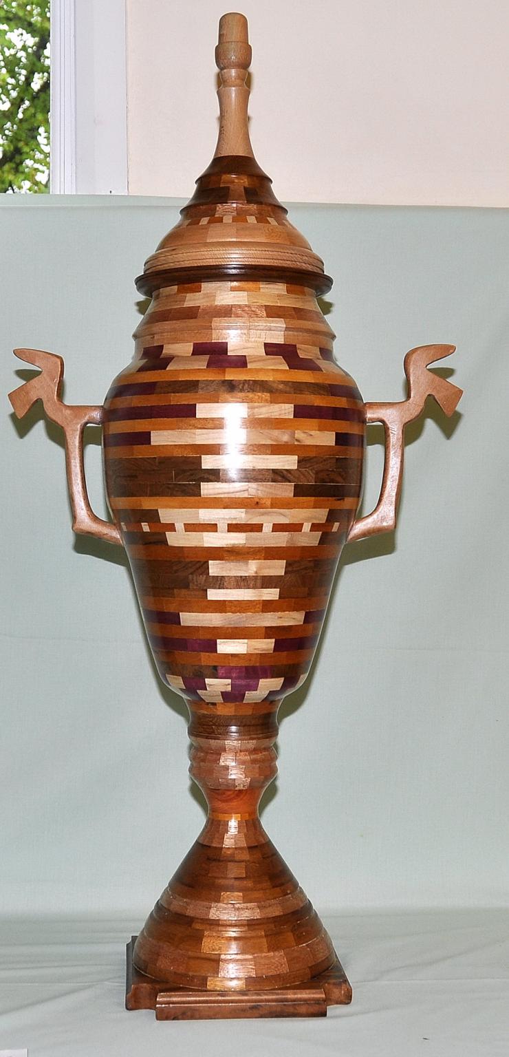 Roy Harrison - Segmented Urn