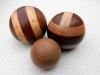 Segmented spheres