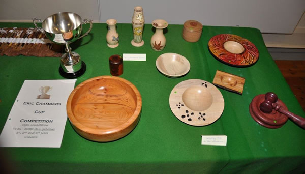 Entries for the Chambers competition 2012